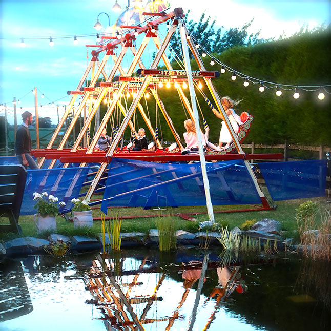 funfair hire for weddings boston