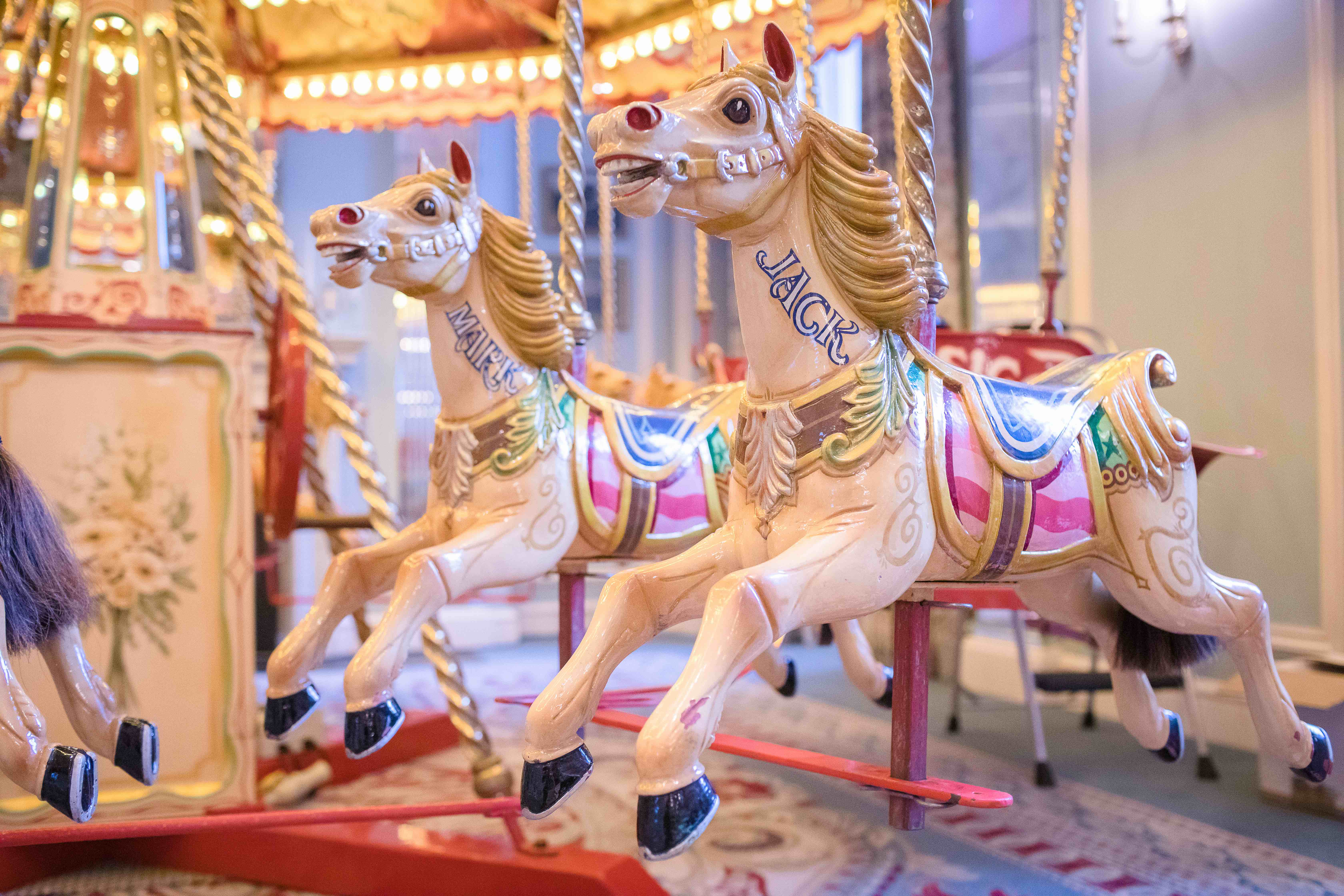 Carousel hire in London